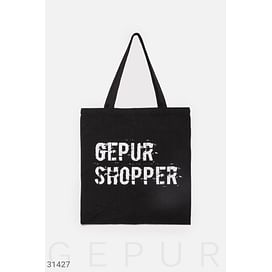 Сумка-шоппер Gepur Get fit