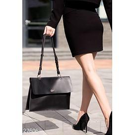 Кожаная сумка-портфель Back To Autumn Office