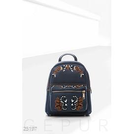 Стильный рюкзак с вышивкой Essential