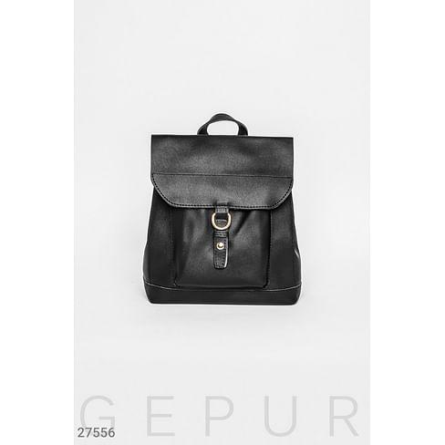 Кожаный рюкзак-сумка Spring edition