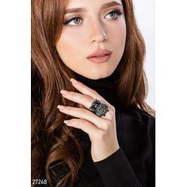 """Женское кольцо """"Сова"""""""