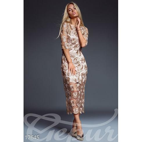Платье-двойка Gepur Life
