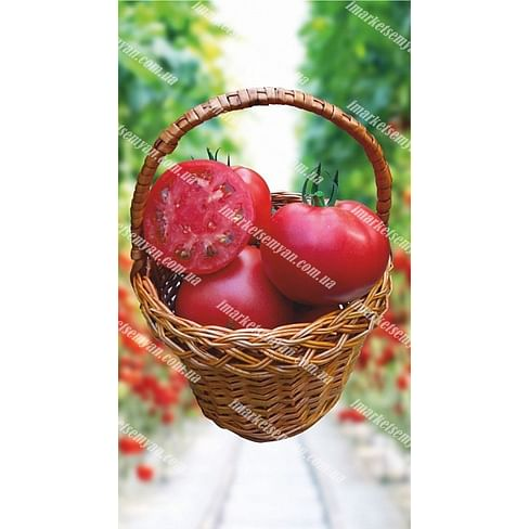 Сим Сим (EZ 777) F1 семена томата розового индет. LibraSeeds