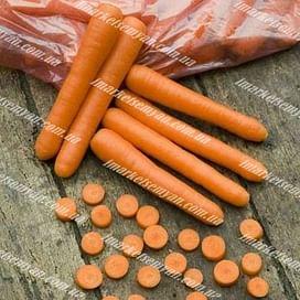 Болеро F1 (VD) семена моркови Нантес поздней 100 000 семян Vilmorin/Вилморин