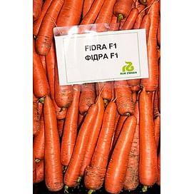 Фидра F1 семена моркови Нантес (1,6-1,8) средней Rijk Zwaan/Рийк Цваан