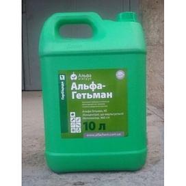 Альфа Гетьман гербицид к.е. (аналог Дуал Голд) 10 литров ALFA Smart Agro