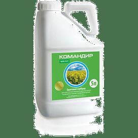 Командир гербицид (аналог Команд) к.э. 5 литров Укравит