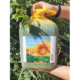 Стомп гербицид к.э. 10 литров BASF/Басф