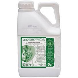 Декабрист 480 гербицид в.р.к. (аналог Банвел) 10 литров Нертус/Nertus