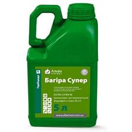 Багира Супер гербицид к.е. (аналог Тарга Супер) 5 литров ALFA Smart Agro
