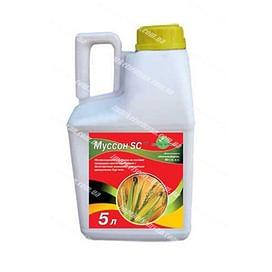 Муссон гербицид к.с. (аналог Милагро) 5 литров Defenda