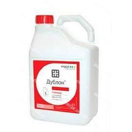 Дублон гербицид к.с. (аналог Милагро) 5 литров АВГУСТ/AVGUST