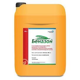 Беназон гербицид в.р. (аналог Базагран) 20 литров Агрохимические Технологии