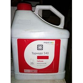 Торнадо 540 гербицид р.к. (аналог Раундап) 10 литров АВГУСТ/AVGUST