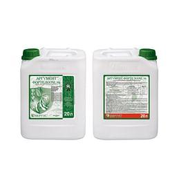Аргумент Форте 500 SL гербицид в.к. (аналог Раундап Класик) 20 литров Нертус/Nertus