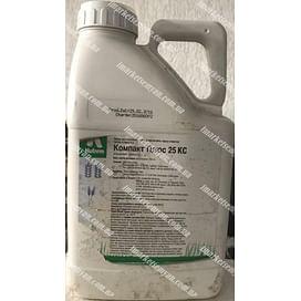 Компакт плюс фунгицид к.с. 5 литров Нуфарм/Nufarm