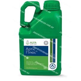 Артис Плюс фунгицид к.с. 5 литров ALFA Smart Agro