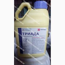 Триада фунгицид к.к.р. 5 литров ЩЕЛКОВО АГРОХИМ