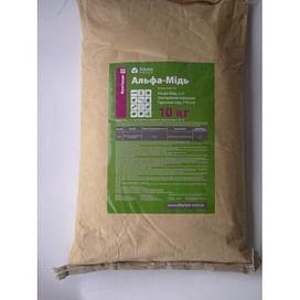 Альфа Медь фунгицид с.п. (аналог Чемп) 10 кг ALFA Smart Agro