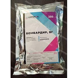 Бомбардир инсектицид в.г. (аналог Конфидор Макс) 250 грамм Defenda