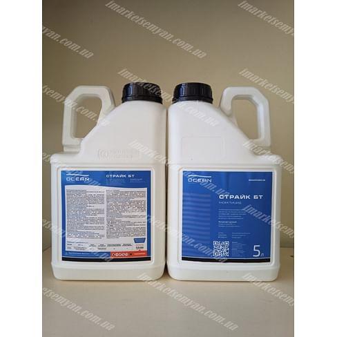 Страйк БТ инсектицид [аналог Борей] 5 литров Ocean Invest/Океан Инвест