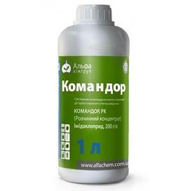 Командор инсектицид в.р.к. (аналог Конфидор) 1 литр ALFA Smart Agro