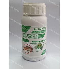 Актарофит 0,2 биологический инсектицид 250 мл, 1 литр Enzim Biotech Agro