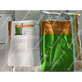 Альфа Ацетамиприд инсектицид с.п. (аналог Моспилан) 500 грамм ALFA Smart Agro
