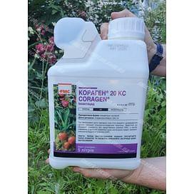 Кораген 20 инсектицид к.с. 5 литров FMC