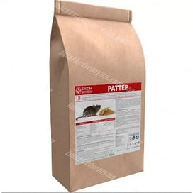 Раттер биологический родентицид (сухой) 20 кг Enzim Biotech Agro