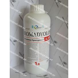 Бромадиолон 0, 25% родентицид к. 1 литр Ekovet
