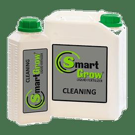 Smart Grow CLEANING (Смарт Гроу Очистка) биопрепарат для очистки 10 литров Smart Grow