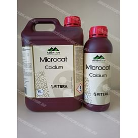 Микрокат Кальций комплексное удобрение 1 литр, 5л., 25 литров Atlantica