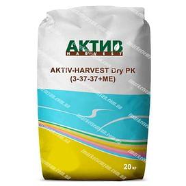 АКТИВ-HARVEST Dry PK (3-37-37+Мg+МЕ) удобрение 20 кг АКТИВ-HARVEST