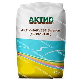 АКТИВ-HARVEST Balance (19-19-19+МЕ) удобрение 20 кг АКТИВ-HARVEST