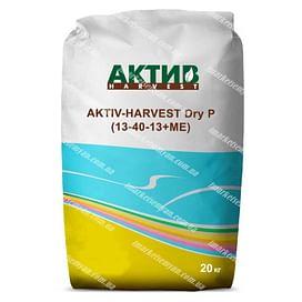 АКТИВ-HARVEST Dry P (13-40-13+МЕ) удобрение 20 кг АКТИВ-HARVEST