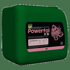 Паверфол К SL (POWERFOL K) удобрение 20 литров TerraTarsa
