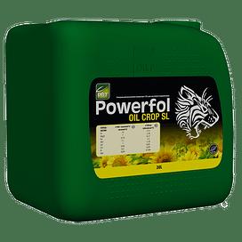 Паверфол Масличные (POWERFOL OIL CROPS) удобрение 20 литров TerraTarsa