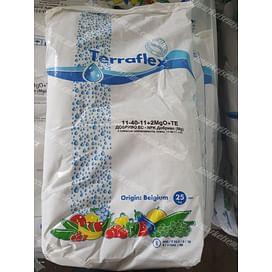 Террафлекс Старт 11-40-11+2MgO+TЕ (Terraflex 11-40-11+2MgO+TE) удобрение 25 кг Terraflex