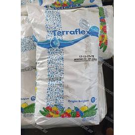 Terraflex 17-17-17+3MgO+TE (Террафлекс (17-17-17 + TЕ) удобрение 25 кг Terraflex