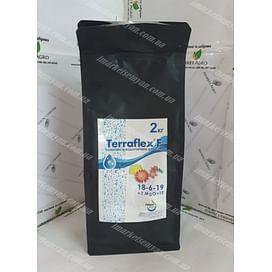 Terraflex - F 18-6-19+3MgO+TE (Террафлекс F - Для Цветочных Культур) удобрение коробка 2 кг Terraflex