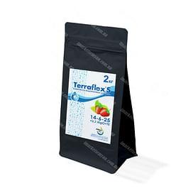 Terraflex - S 14-6-25+3.2MgO+TE (Террафлекс S - Для Ягодных Культур) удобрение коробка 2 кг Terraflex