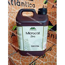 Микрокат Цинк комплексное удобрение 5 литров Atlantica