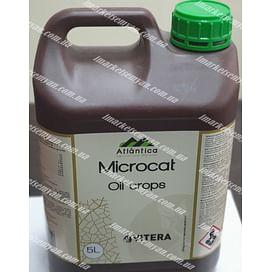 Микрокат Масличный комплексное удобрение 5 литров, 25л. Atlantica