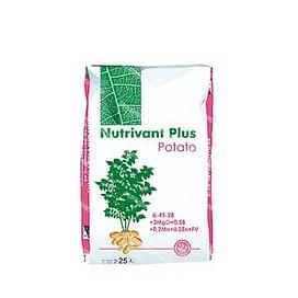 Нутривант Плюс Картофель комплексное удобрение 25 кг ICL Specialty Fertilizers