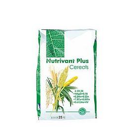 Нутривант Плюс Зерновый комплексное удобрение 25 кг ICL Specialty Fertilizers
