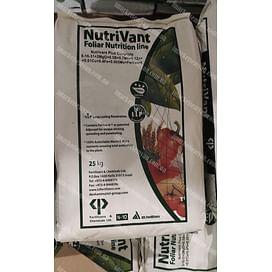 Нутривант Плюс Тыквенный комплексное удобрение 25 кг ICL Specialty Fertilizers