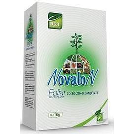 Новалон Фолиар 20-20-20+0,5MgO+ME удобрение 1 кг TerraTarsa
