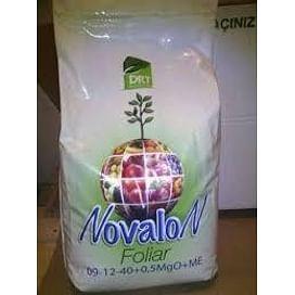 Новалон Фолиар 09-12-40+0,5MgO+ME удобрение 10 кг TerraTarsa