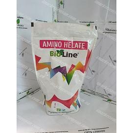 BIO Line AMINO HELATE (Аминохелати + МЕ) органическое удобрение 1 килограмм BIO Line